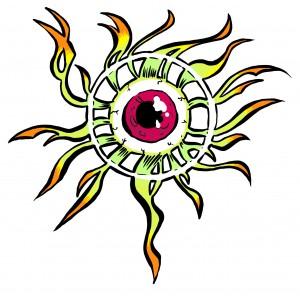 Swirly Eye