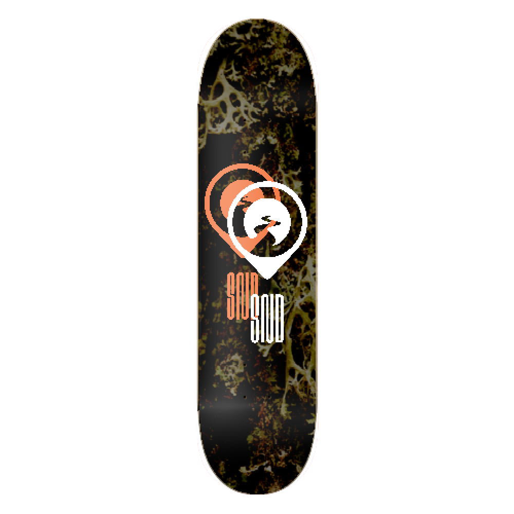 Surf N Destroy Deck