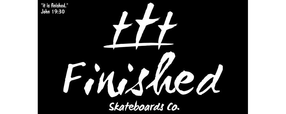 Finished Skateboards