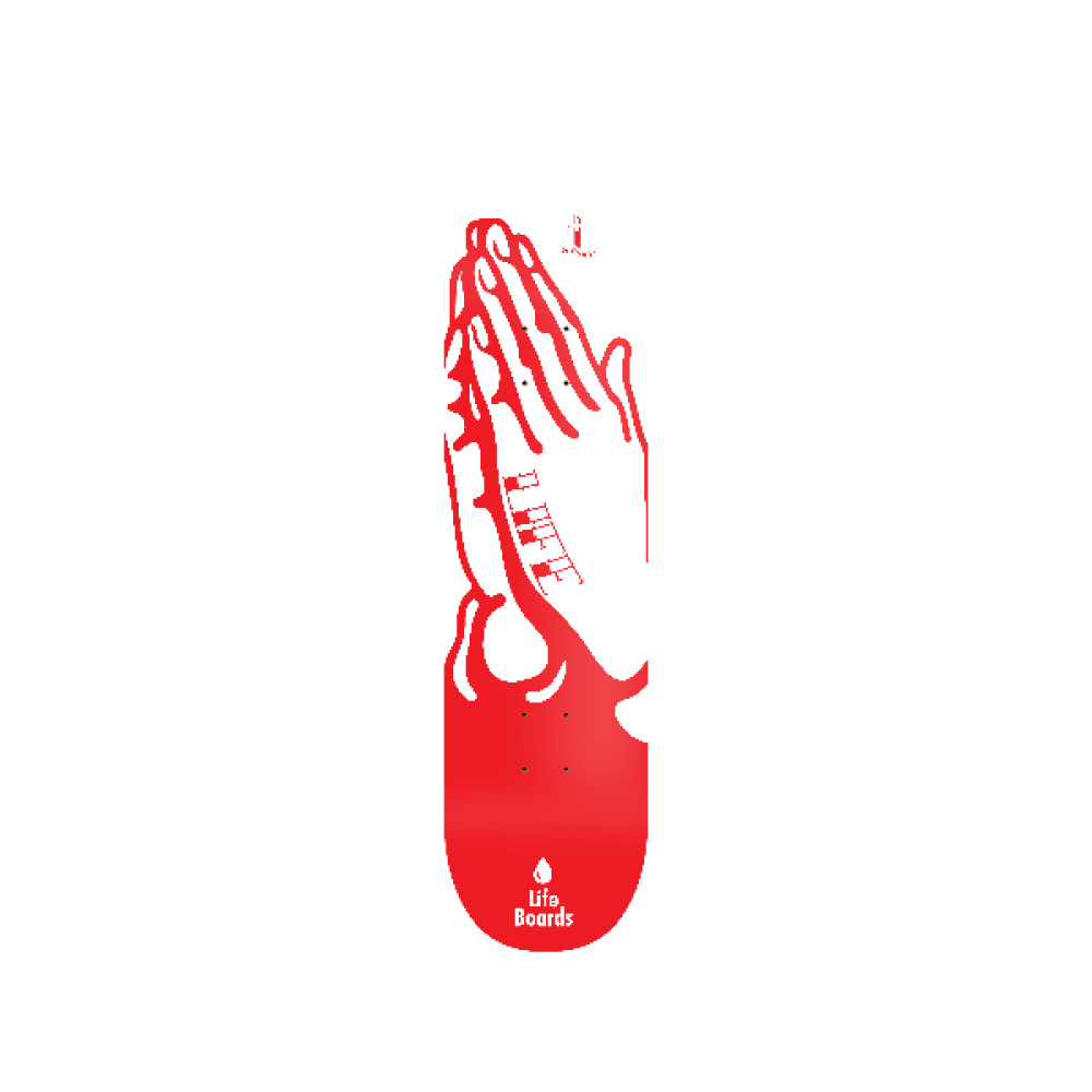Blessed Life Red