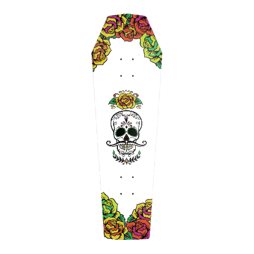 White Coffin Deck