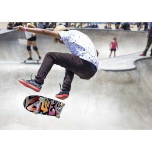 Tower District Skate Board