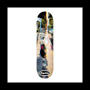 Rayshine Brand California Street Parking Meter Medium Concave Deck