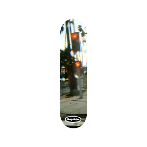 Rayshine Brand California Street Crossing Medium Concave Deck