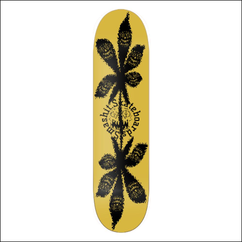 Buckeye leaf Gold