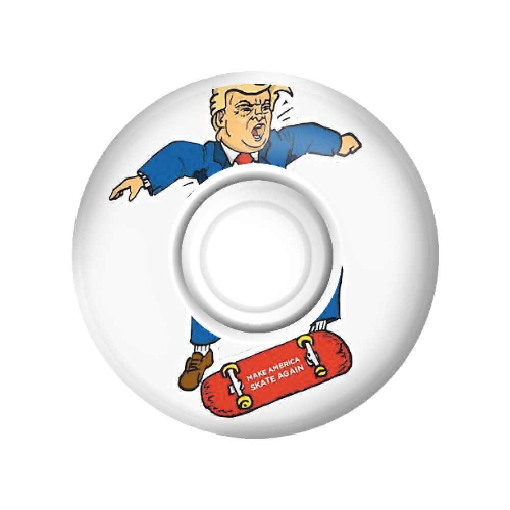 Make America Skate Again - Trump wheels