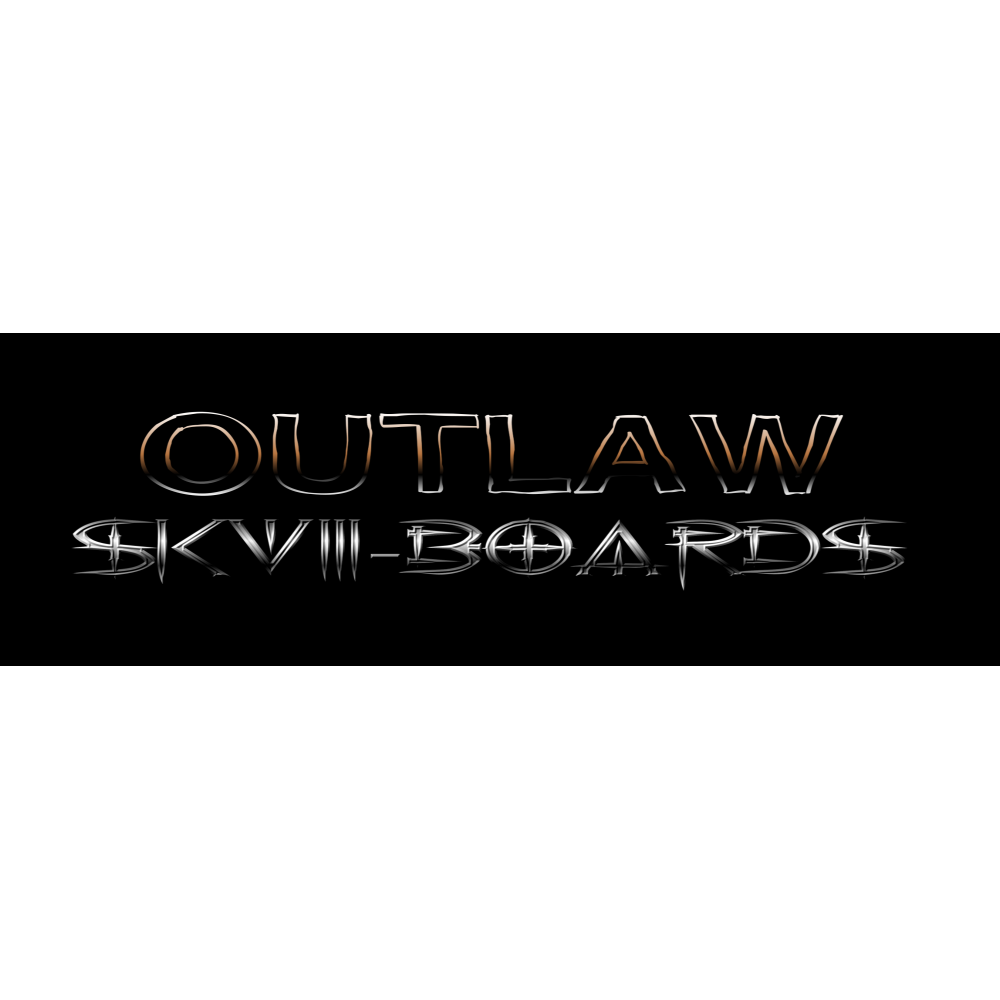 OUTLAW SKVIII-BOARDS (Grip 1)