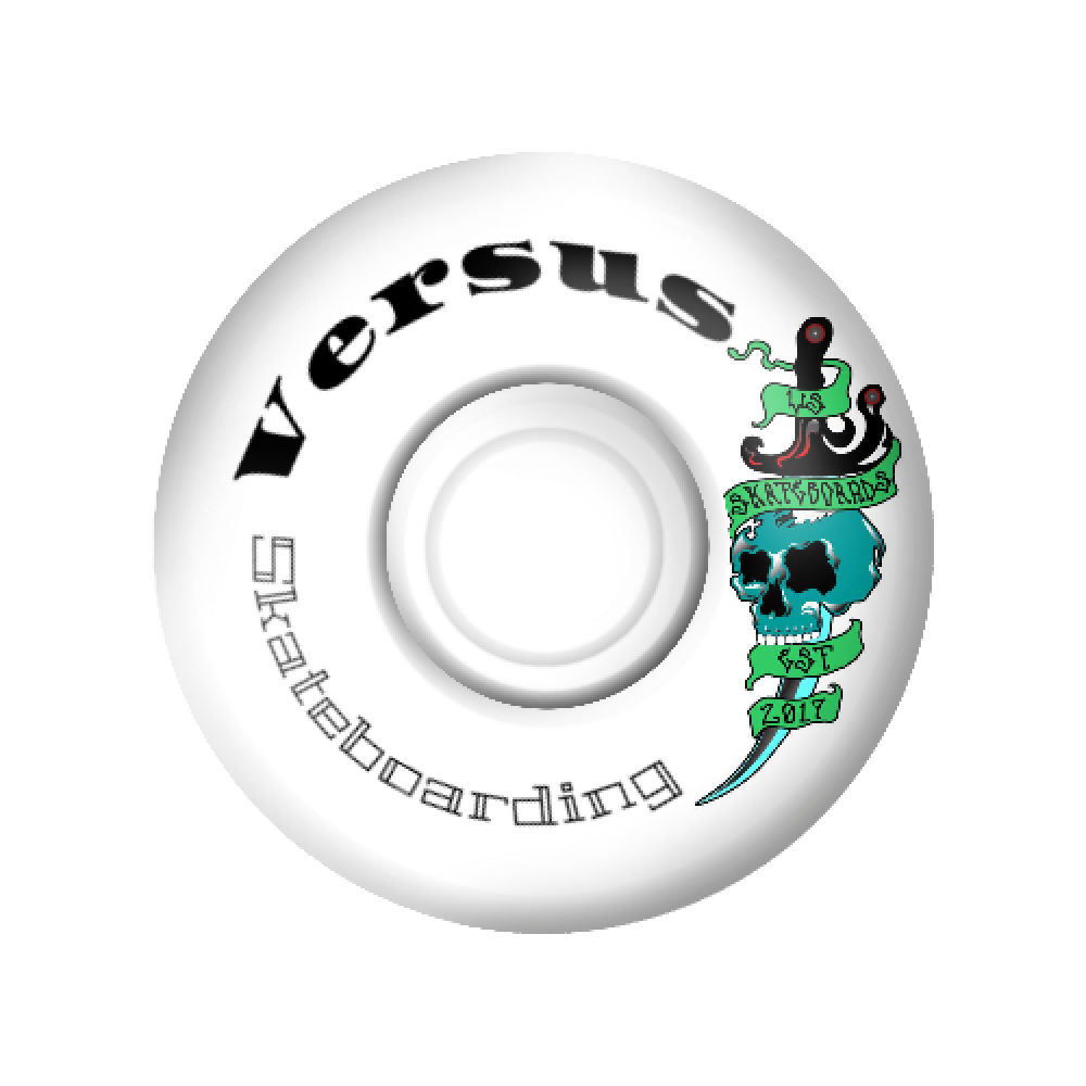 Skullduggery Versus Skateboarding Wheels