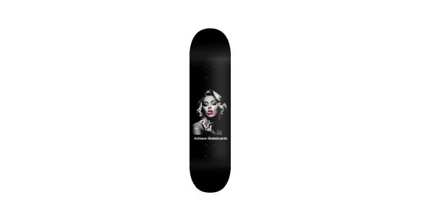 Marilyn Monroe Skateboard Deck