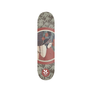 Gypsy Skateboard Design
