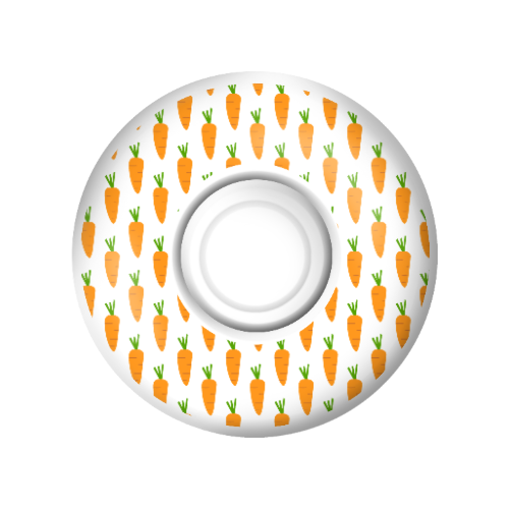 Beta-Carotene Wheels