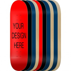 20 for $20.00 Custom Skateboards Medium Concave