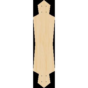 Blank Diamond Point Deck