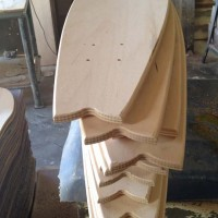 Fresh Cut Blank Longboards