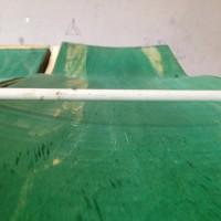 Uncut Steep Concave
