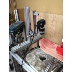 Skateboard Manufacturing Equipment Gone Wrong