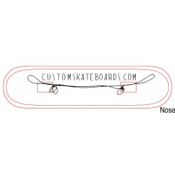 skateboard design template