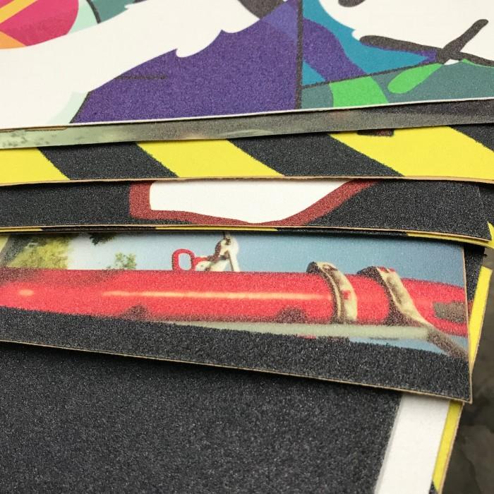 Custom Grip Tape Printing