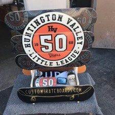 Skateboard Gift Basket