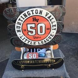 Skateboard Gift Basket