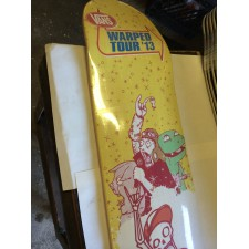 Vans Warped Tour Promotional Skateboard Decks