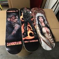 Design Skate Deck Examples