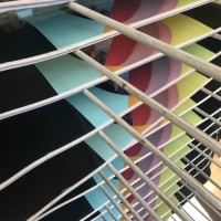 Drying Rack Display