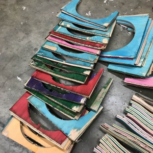 Diy Skateboard Scraps Sold By The Pound