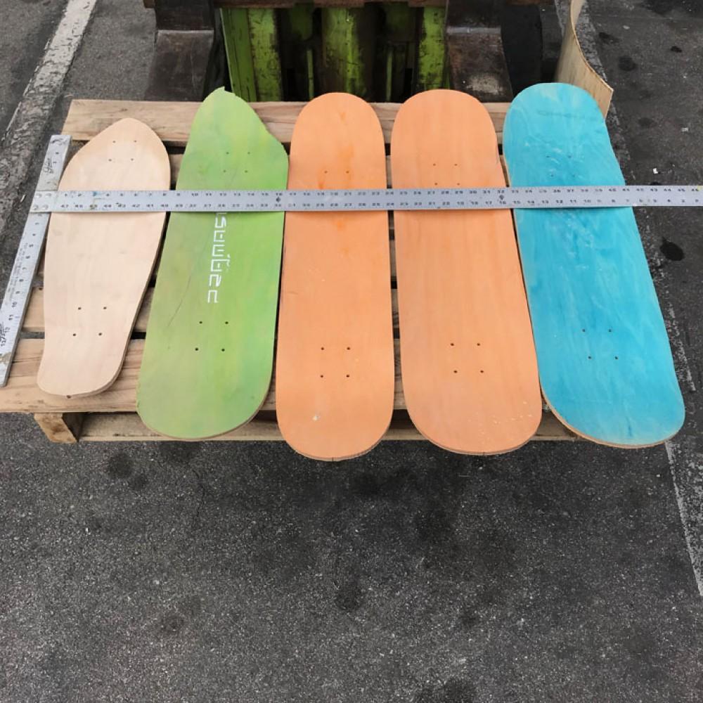Diy Paint On Skateboard Grab Bag blank make them ready to skate
