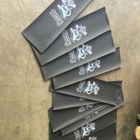Printed Grip Tape