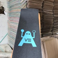 Custom Printed Griptape Example