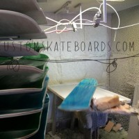 quality skateboard printing