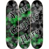 Mural Wall Art Custom Wall Art Skateboard Canvas Medium Concave