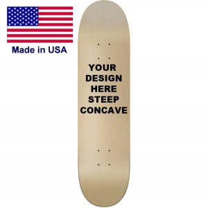 Design On Steep Concave