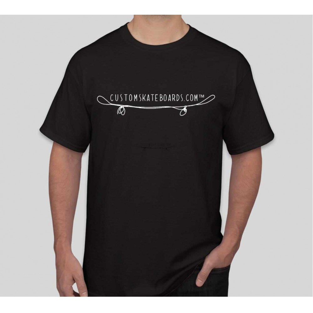 custom skateboard T-shirts