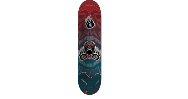 Pasickish Northwest Sick Skateboards