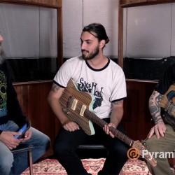 American Made Prisma Guitars