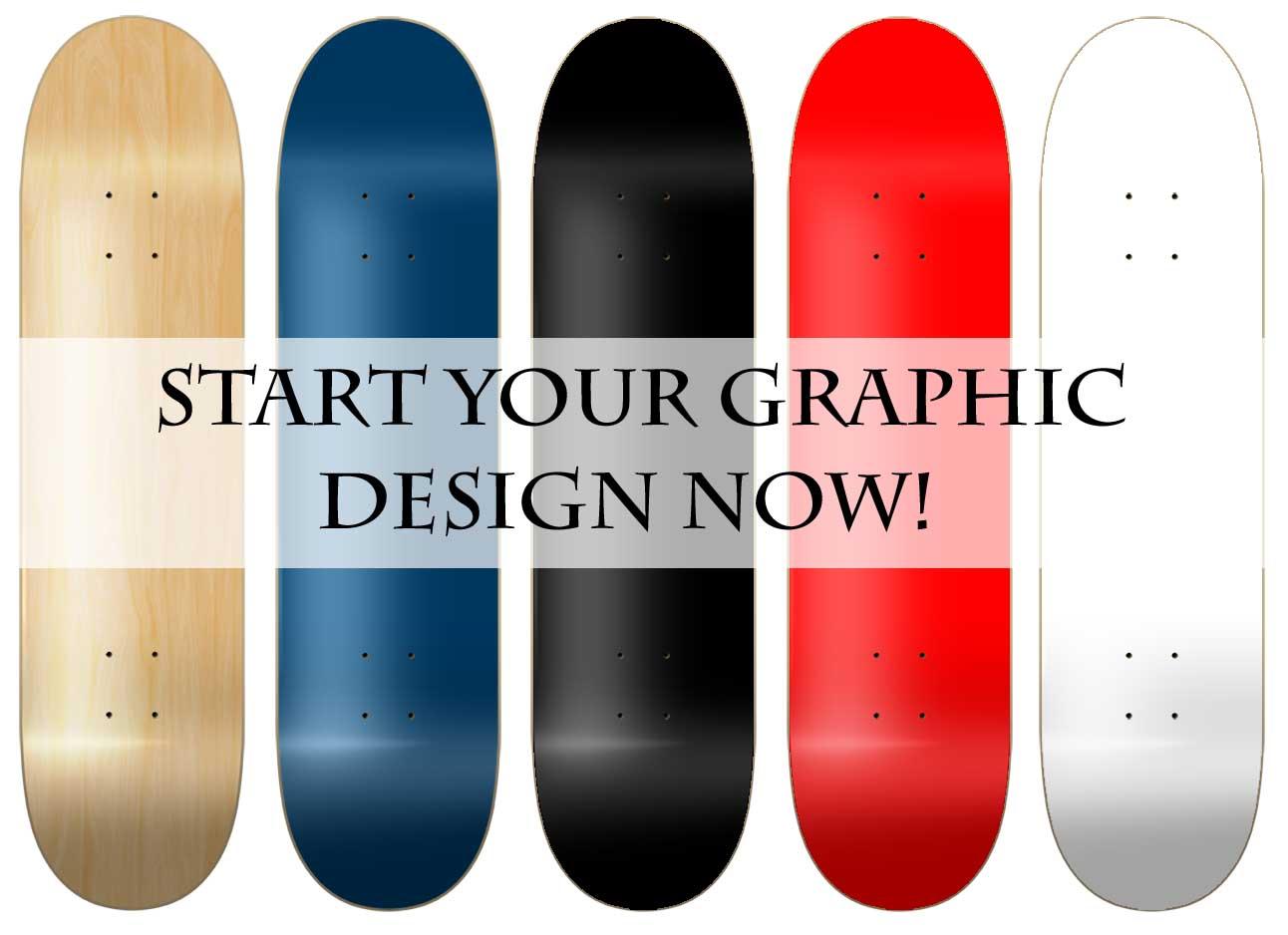 Custom Skateboards | Wallpapers Direct
