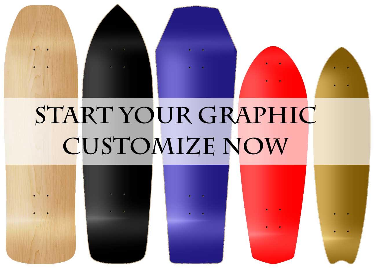 Custom Skateboards | Wallpapers Area